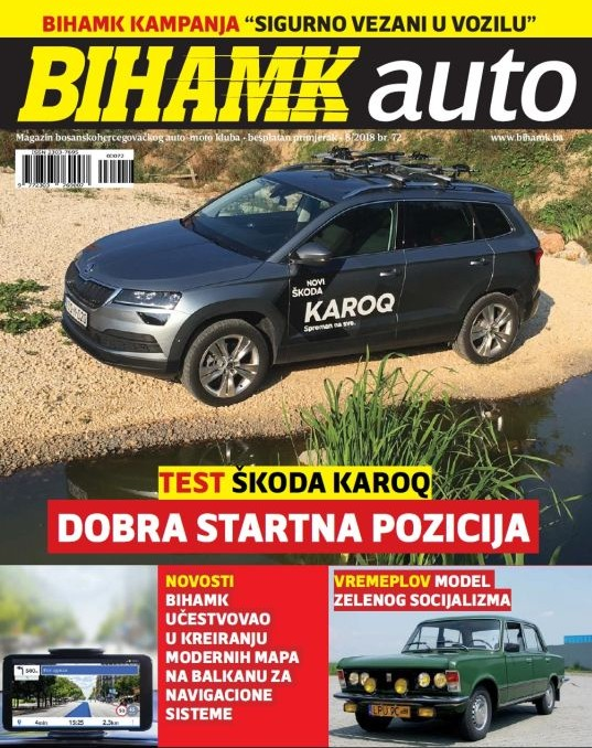 BIHAMK Auto 72