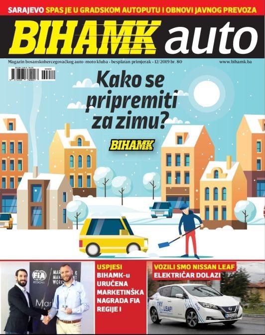 BIHAMK Auto 80