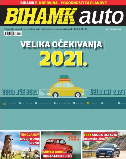 BIHAMK Auto 85