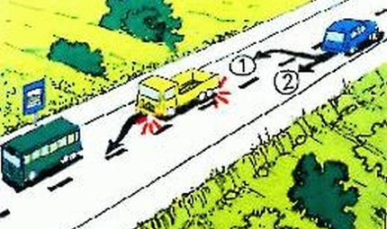 Tehnika vožnje unazad