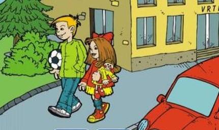 """Kampanja """"Sigurnost djece u saobraćaju"""""""