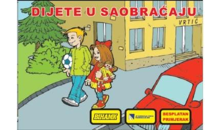 """""""DIJETE U SAOBRAĆAJU"""""""