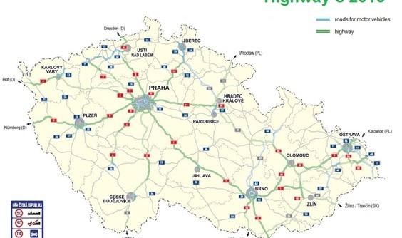 PUTNE/CESTOVNE NOVOSTI IZ ČEŠKE REPUBLIKE