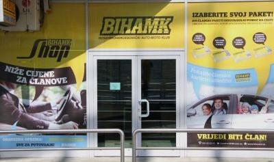 Prvi BIHAMK SHOP otvoren u Sarajevu!
