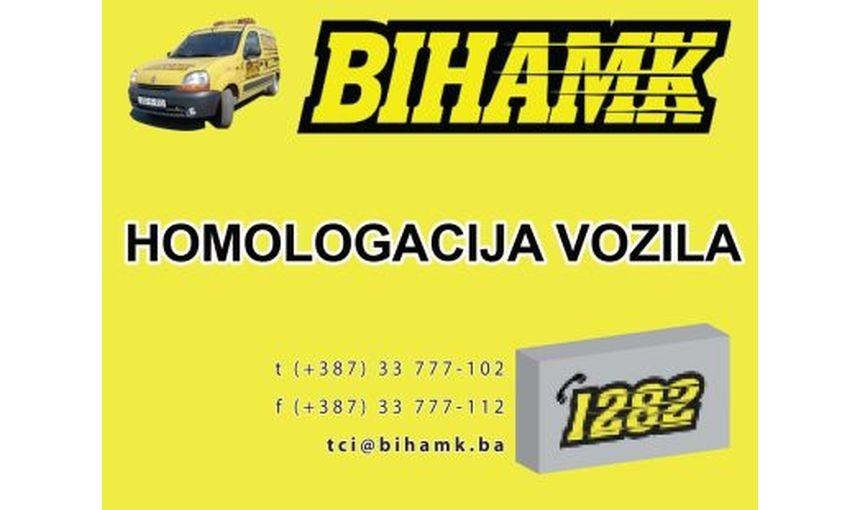 Homologacija u BiH