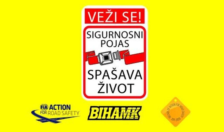 """VEŽI SE – SIGURNOSNI POJAS SPAŠAVA ŽIVOT"""