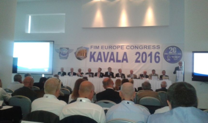 ODRŽAN FIM EVROPA KONGRES 2016.