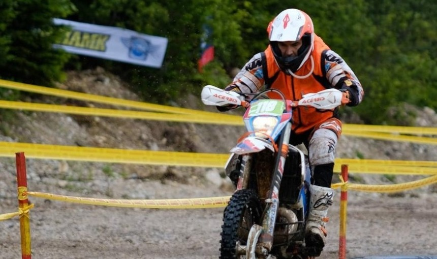 "ODRŽANA HARD ENDURO TRKA ""DAYS OF REVENGE PART 5"""