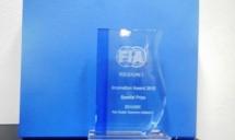 BIHAMK-u dodjeljeno Posebno priznanje za primjer uspješne saradnje između klubova FIA Regije I
