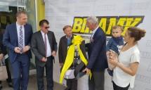 AUSTRIJSKI KLUB DONIRAO BIHAMK-u DJEČIJE AUTOSJEDALICE