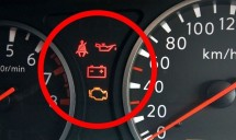 Signalne lampice u vozilu