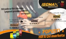 BIHAMK i ISOMAX LOYALTY PROGRAM